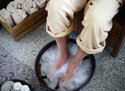 Diabetischer Fuß - Symptome und Vorbeugung